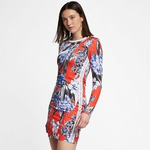 NWT Nike Floral Sportswear dress